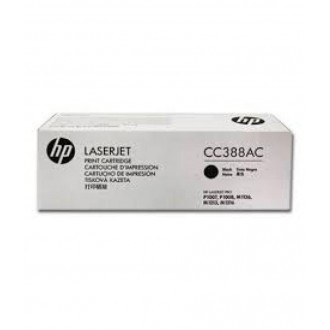 HP CC388AC Laserjet Toner Cartridge (Black)