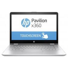 """HP Pav x360 14-BA073TX 7th Gen / i5-7200U /8 GB/1TB HDD+8GB SSD / 2GB 940 MX/ W10 / Backlit KBD / 14"""" FHD IPS / MSO H & S 2016 / 1.72 Kg 2FK60PA"""