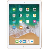 Apple iPad (6th Gen) 32 GB 9.7 inch with Wi-Fi Only (Gold)